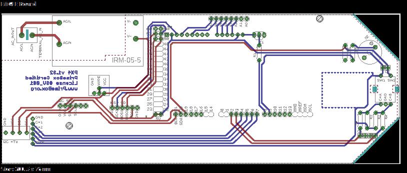 PCB model